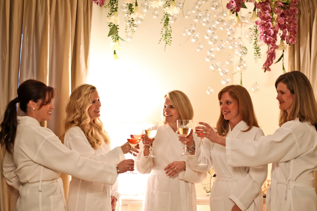 Tips for Hosting a Spa Party